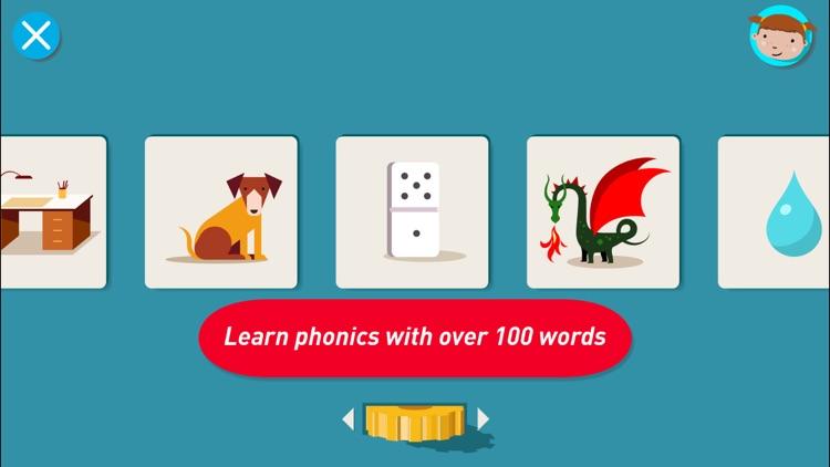 Montessori Letter Sounds - Phonics in English, Spanish, French, German & Italian screenshot-0