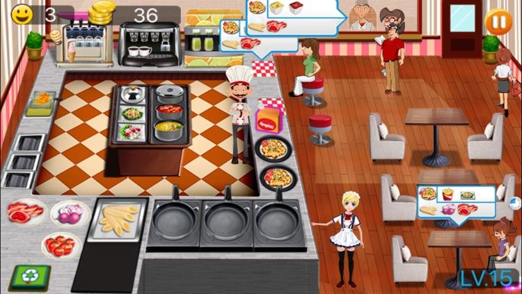I Love Spaghetti -- Pasta Cafe