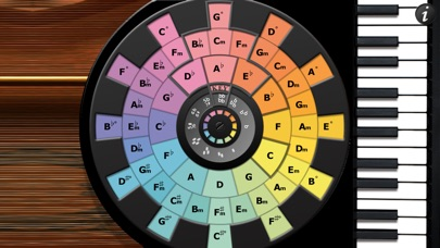 The Chord Wheel app image