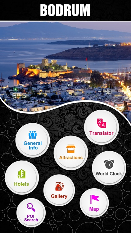 Bodrum City Travel Guide