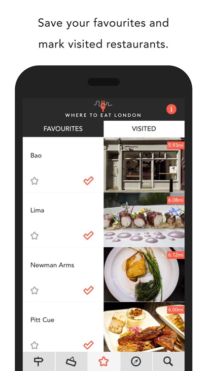 Where to Eat London 2016 screenshot-3
