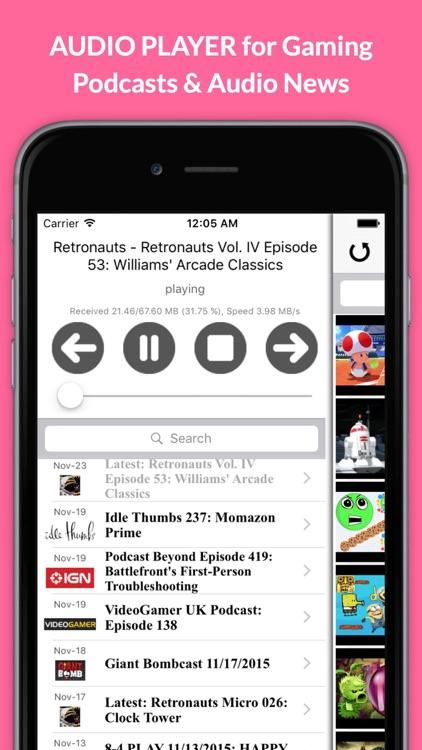 Game Tube: Latest YouTube Gaming Videos & News! screenshot-3