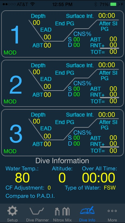 iDive Planner screenshot-4