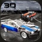 Extrema carro de Derby Corrida Bater & esmagar icon