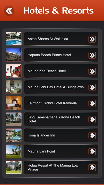 Big Island Tourism Guide screenshot-3