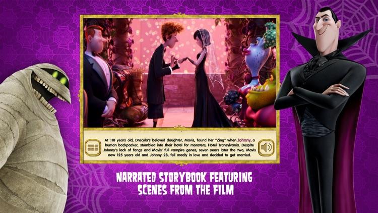 Hotel Transylvania 2 Official Storybook App