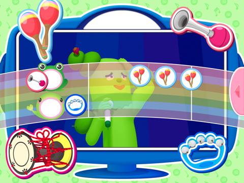 「おかあさんといっしょ・みいつけた」の赤ちゃん・子供向け知育アプリ リズムあそびのおすすめ画像4