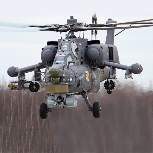 Military Helicopters HD