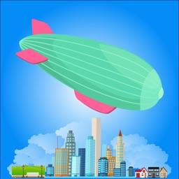 Flying Airship
