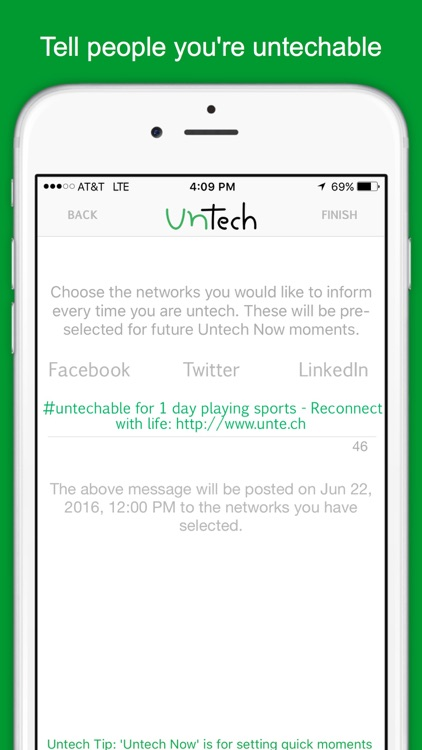 Untech - Reconnect With Life