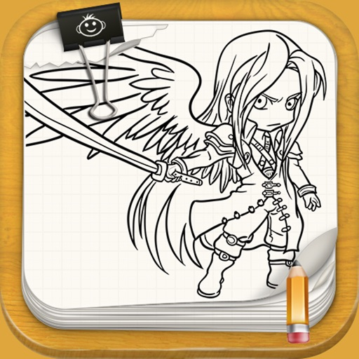 Learn to Draw Final Fantasy version