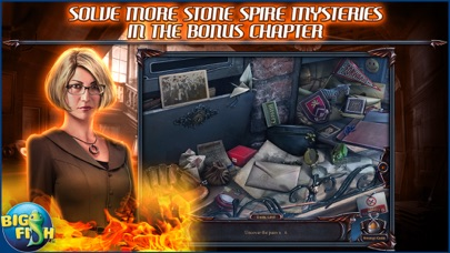 Haunted Hotel: Phoenix - A Mystery Hidden Object Game (Full) screenshot four