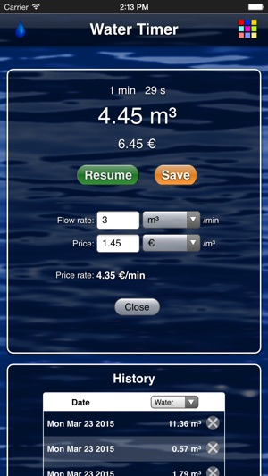 Water Timer Free on the App Store