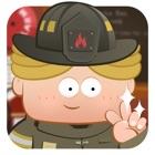 勇敢的消防员HD-儿童启蒙教育早教益智游戏 icon