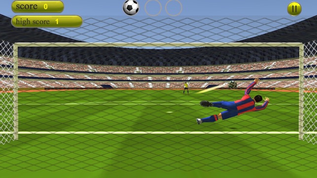 Free Kick Goalkeeper - Lucky Soccer Cup:Classic Football Penalty Kick Game  on the App Store