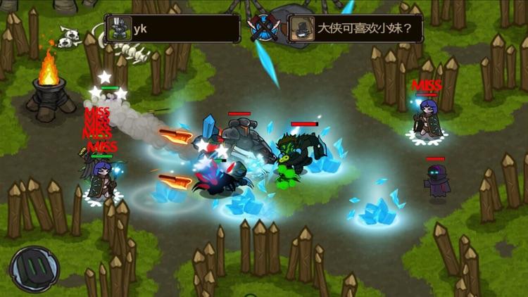 Myth Kingdom:Wrath of Gauss screenshot-4