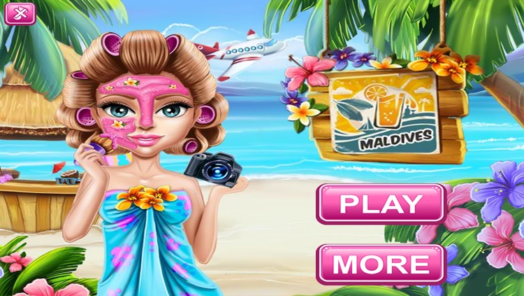 Dress Up Games for Girls & Kids - Beauty Salon, Fashion, Spa, Makeover With Make Up