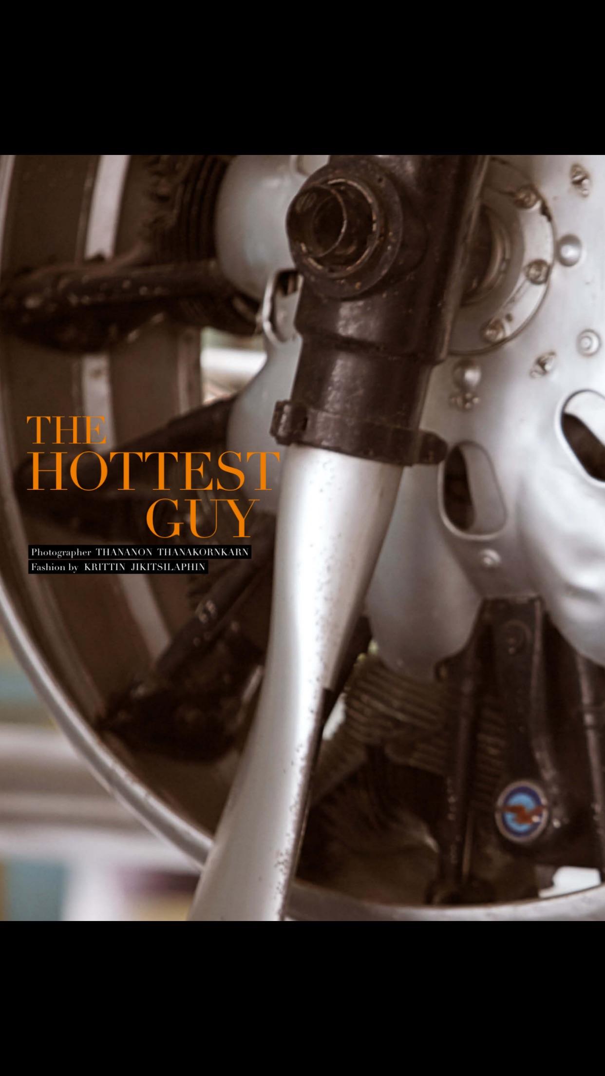 IN Magazine Thailand Screenshot