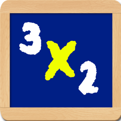 Multiplication - For kids, learn math with K5 method for all grade