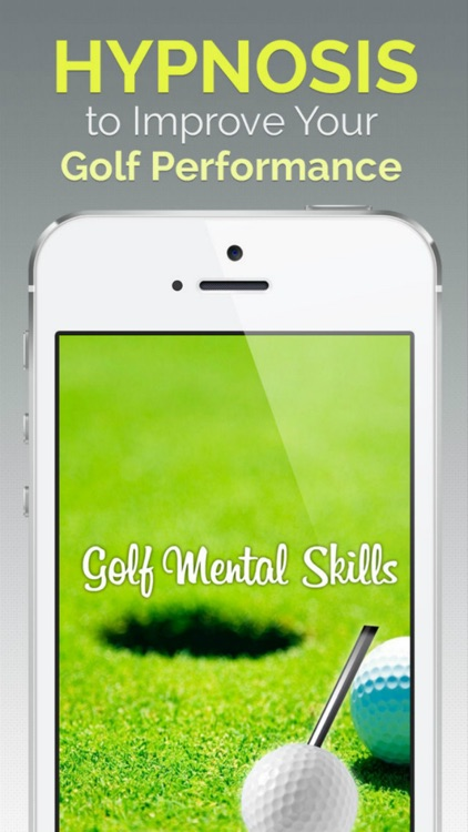 Golf Hypnosis – Mental Skills Coach to Improve Your Focus, Perfect Your Swing and Shoot Under Par
