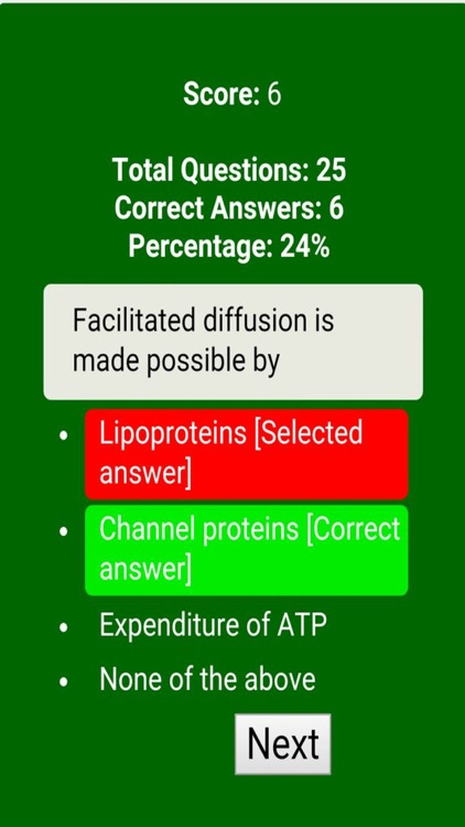 Anatomy & Physiology Review Quiz
