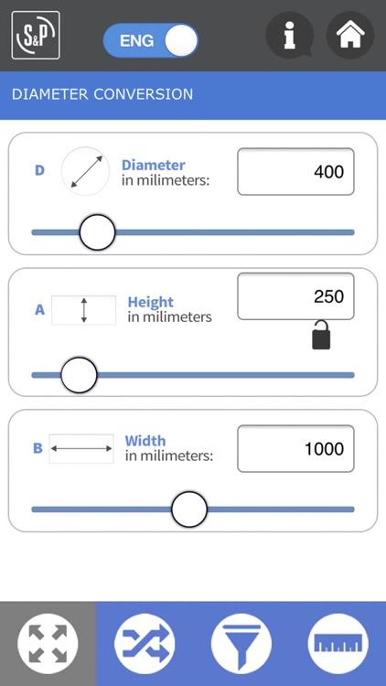 Duct Calculator S&P