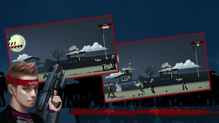Zombies Killer: Shooting screenshot-3