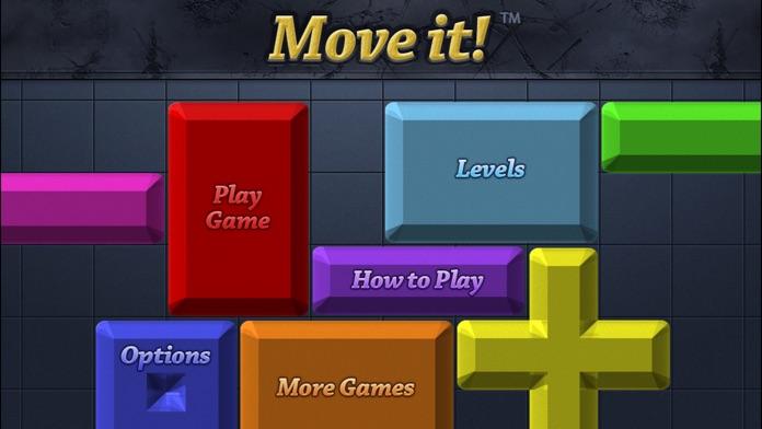 Move it! Screenshot