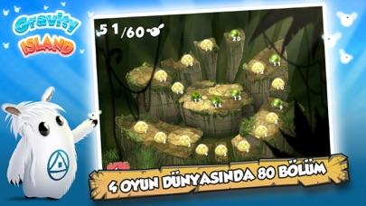 Gravity Island - Shiro's Adventure iphone ekran görüntüleri