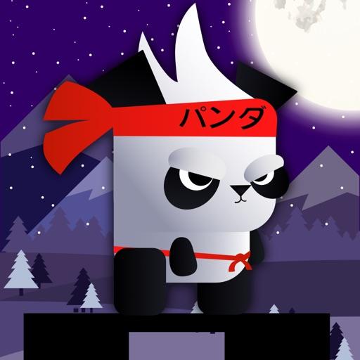 Ninja Panda Run  - Kungfu Temple Legend Desert Quest