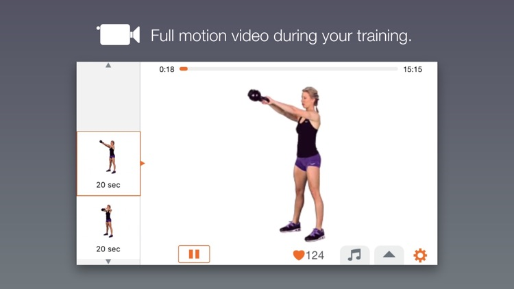 Kettlebell Tabata Trainer screenshot-0