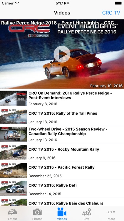 CDNRally screenshot-2