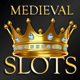 Medieval Video Spin & Win Slots Treasure Journey Viva Las Vegas Jackpot Bonus Machine