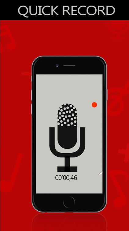 Audio Memos - Super Simple Sound Recorder App screenshot-3