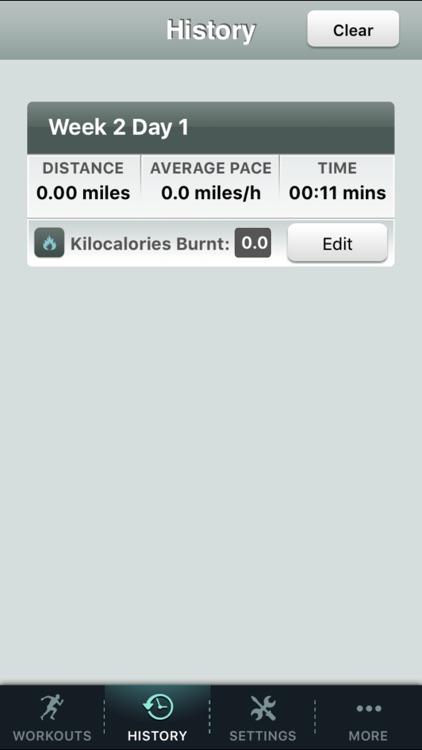 Half Marathon Trainer Pro - Run for American Heart screenshot-4