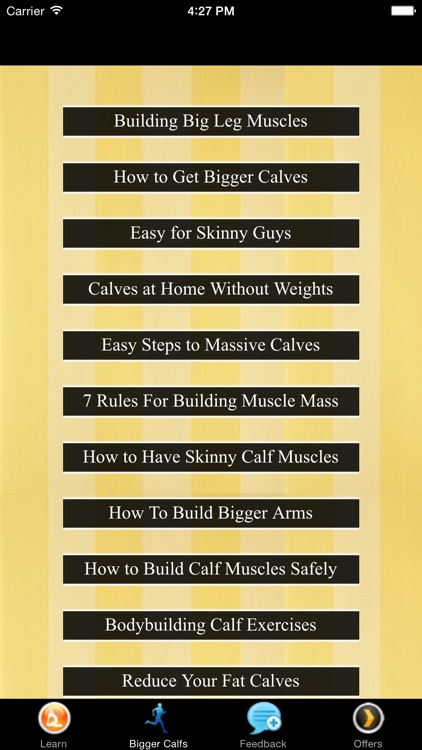 How To Get Bigger Calfs - Bigger Calves