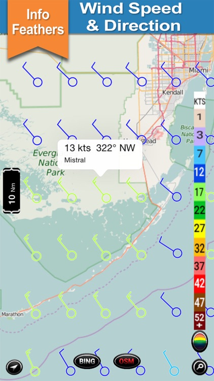 Wind NOAA Forecast for Wind Enthusiasts screenshot-1