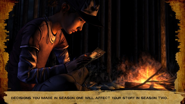 Walking Dead: The Game - Season 2 Screenshot