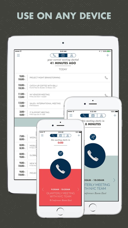 MobileDay One-Touch Dialer for Conference Calls & Online Meetings screenshot-4
