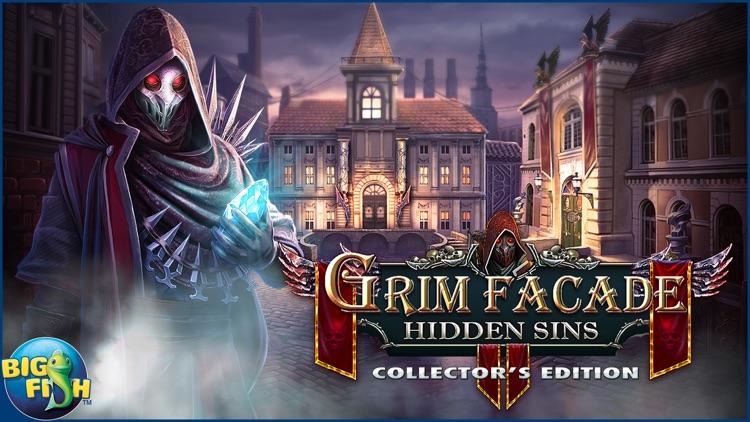 Grim Facade: Hidden Sins - A Hidden Object Mystery (Full) screenshot-4