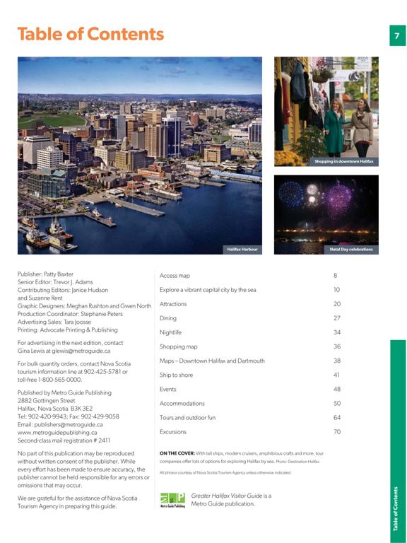 Greater Halifax Visitor Guide - Atlantic Canada's Largest Cityのおすすめ画像4