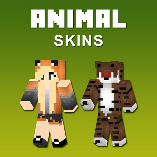 Animal Skins - Best Skins for Minecraft PE & PC