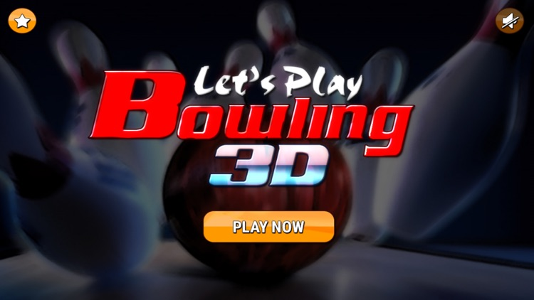 Lets Play Bowling 3D Free screenshot-0