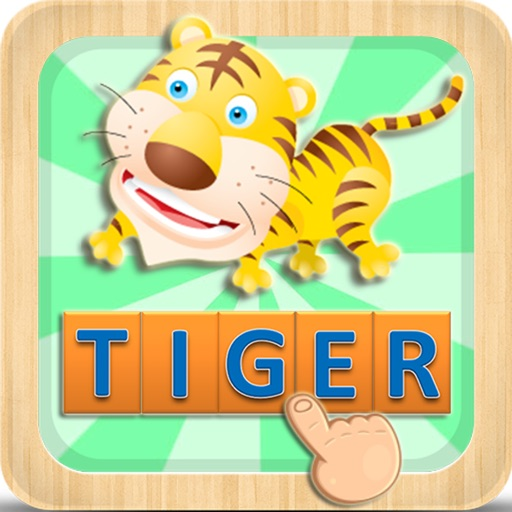English is Fun Animals World for kids iOS App