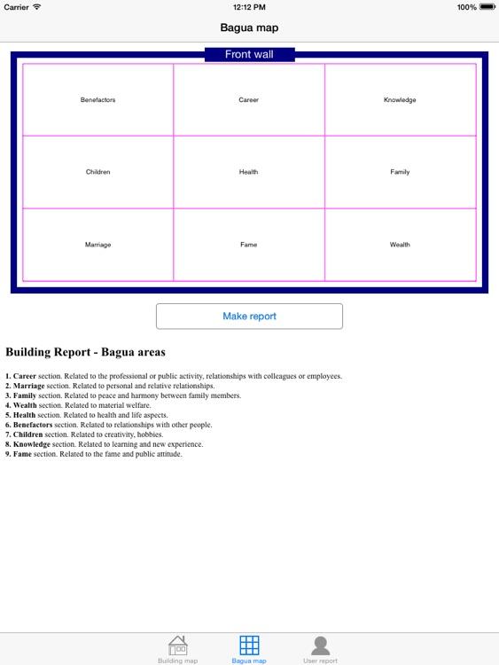 Easy Feng Shui Planner HD screenshot-3