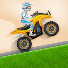 Activities of Uphill Climb 4x4 Kids Rally -  Acceleration on MX Hilly Terrain