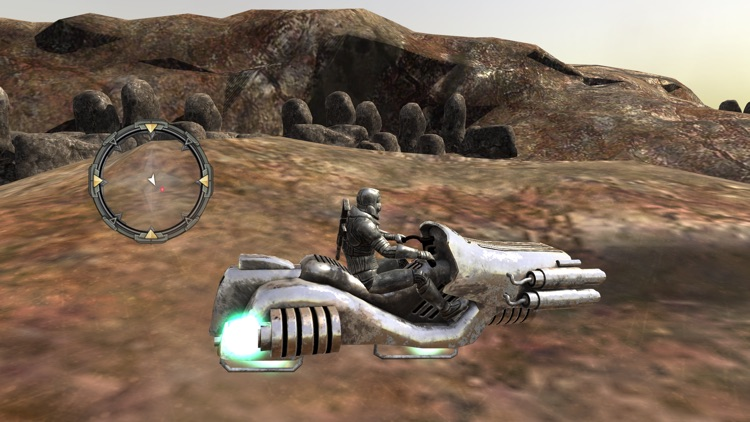 Hovercraft 3D Adventure - Adrenaline Hover Bike Dirt Driving Simulator