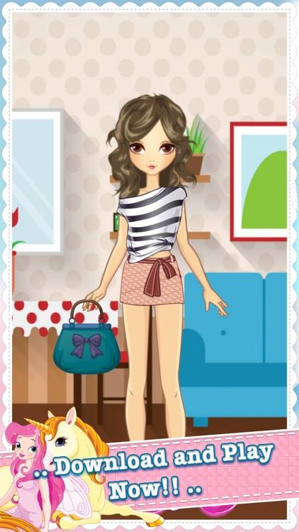 Dress Up Beauty Free Games For Girls & Kids screenshot-4