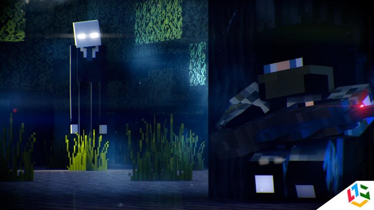 Block Slender Man 3D - Survivor Awakens