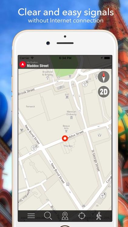 Iceland Offline Map Navigator and Guide screenshot-4
